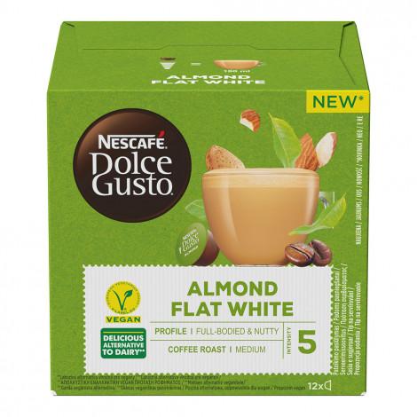 """Kaffeekapseln geeignet für Dolce Gusto® NESCAFÉ Dolce Gusto """"Almond Flat White"""", 12 Stk."""