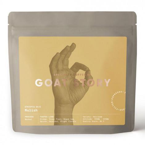 "Kawa ziarnista specialty Goat Story ""Ethiopia Guji Mulish"", 250 g"