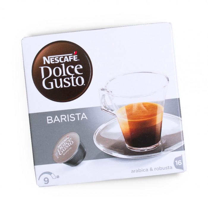 "Kahvikapselit NESCAFÉ Dolce Gusto ""Espresso Barista"", 16 kpl."