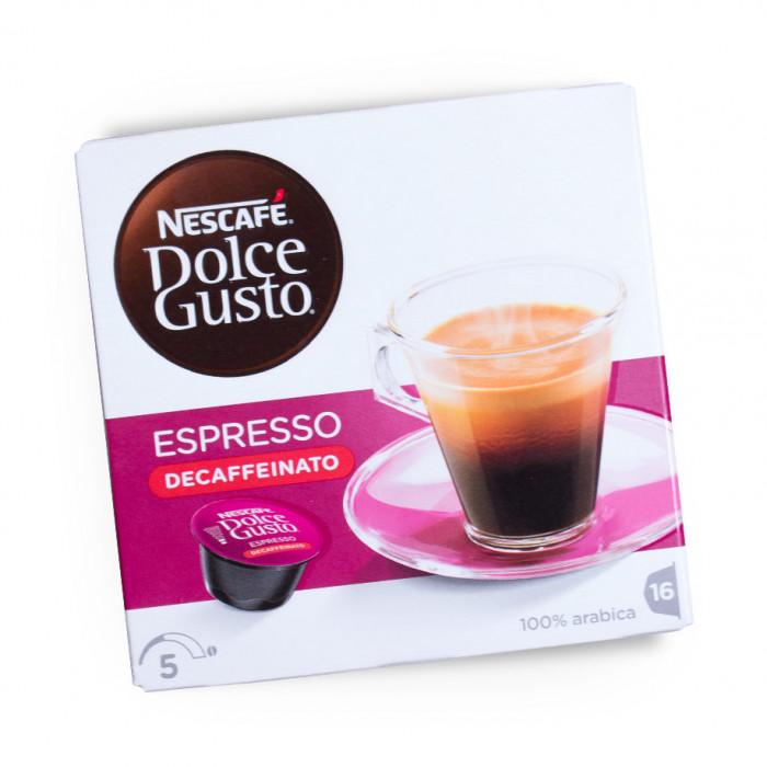 "Kahvikapselit NESCAFÉ Dolce Gusto ""Espresso"", kofeiininton"