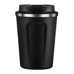 "Thermobecher Asobu ""Coffee Compact Black"", 380 ml"