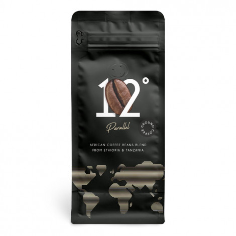 "Ground coffee ""Parallel 12"", 250 g"