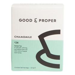 """Tee Good & Proper """"Chamomile"""", 15 Stk."""