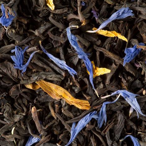 "Black tea Dammann Frères ""Jardin Bleu"", 100 g"