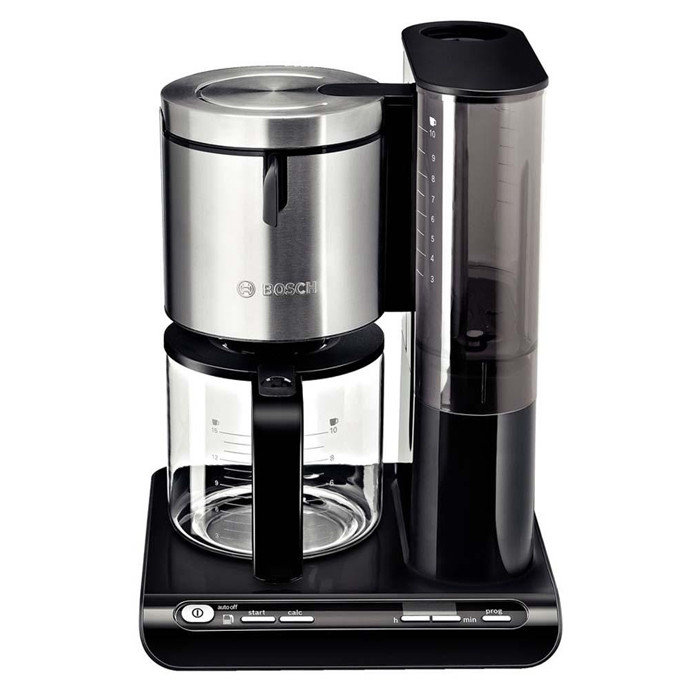 "Filtered Coffee Maker Bosch ""Styline TKA8633"""
