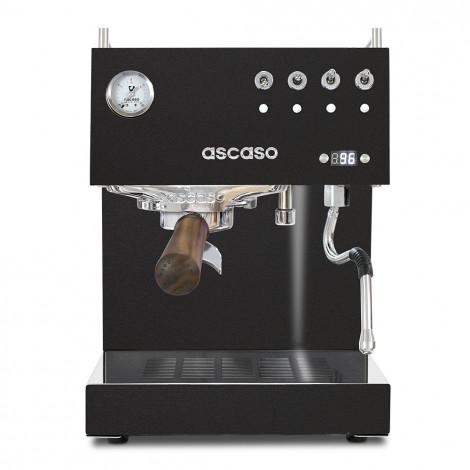 """Koffiezetapparaat Ascaso """"Steel Duo PID Black&Wood"""""""