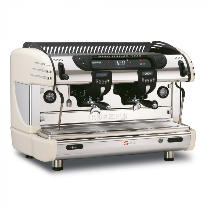 "Coffee machine LaSpaziale ""S40 Suprema TA"", two groups"