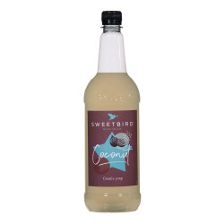 """Syrup Sweetbird """"Coconut"""", 1 l"""