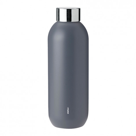 "Ūdens pudele Stelton ""Keep Cool Granite Grey"" , 0,6 l"
