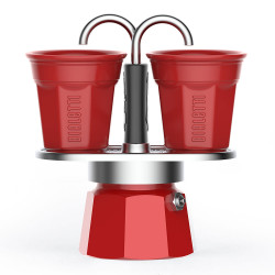 "Coffee maker Bialetti ""Mini Express Red"""
