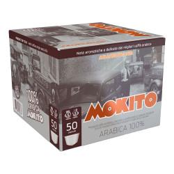 "Koffiecapsules Mokito ""Arabica 100%"", 50 pcs."
