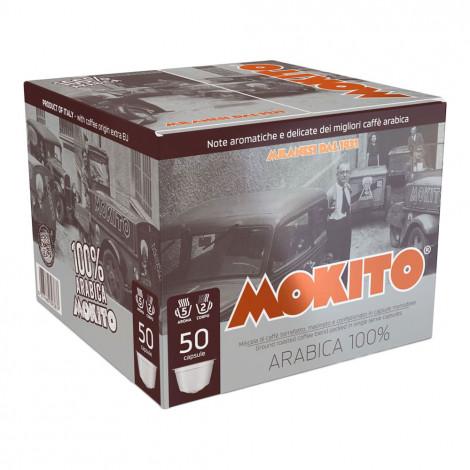 """Kaffeekapseln geeignet für Dolce Gusto® Mokito """"Arabica 100%"""", 50 Stk."""