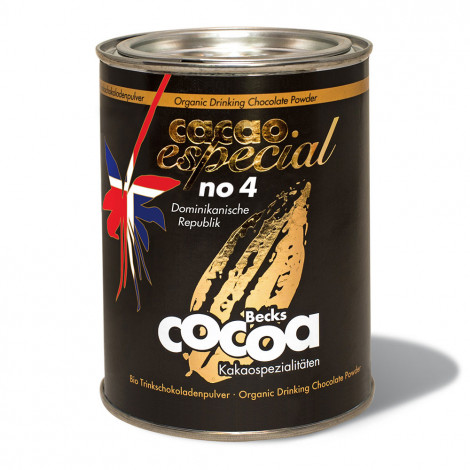 """Ekoloģisks kakao Becks Cacao """"Especial No. 4 Dominikos Respublika"""", 250 g"""