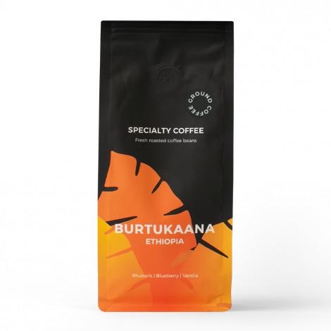"""Specializētā maltā kafija """"Ethiopia Burtukaana"""", 250 g"""
