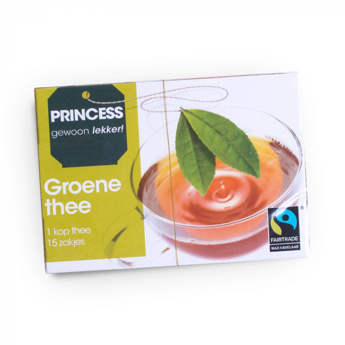 "Herbata Princess ""Green tea"""