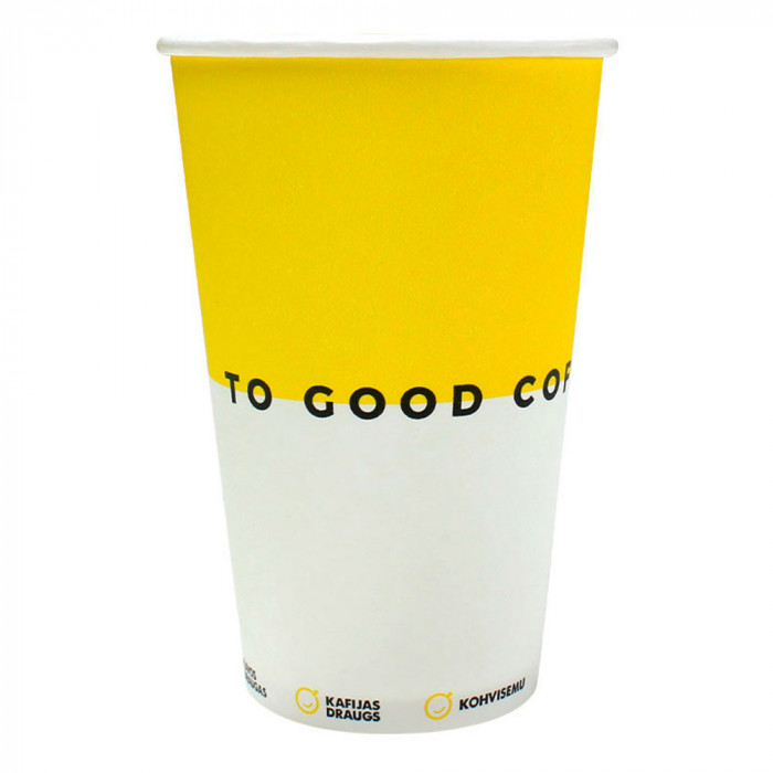 Popieriniai puodeliai, 120 ml, 50 vnt.