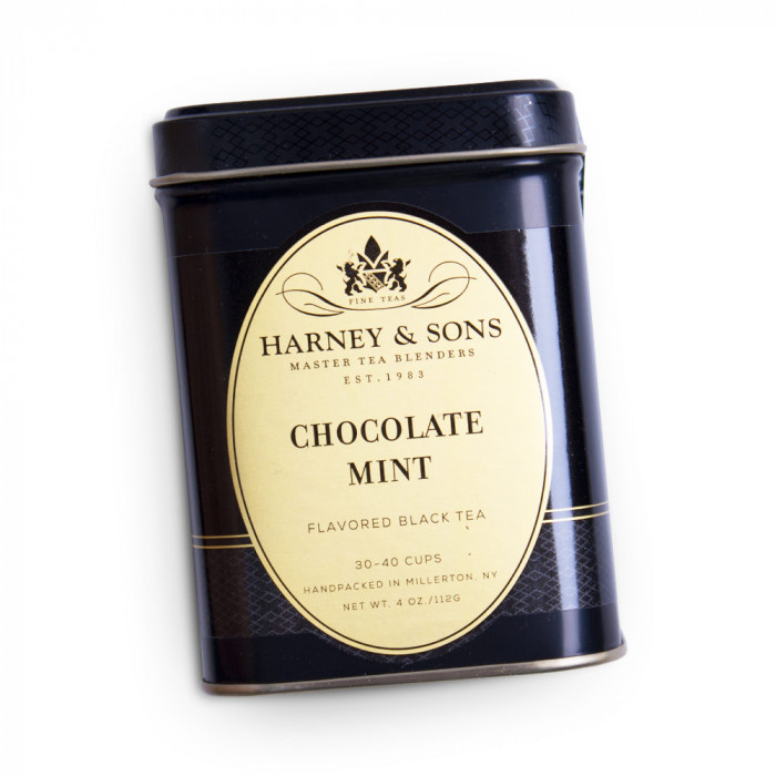 "Schwarzer Tee Harney & Sons ""Chocolate Mint"", 112 g"