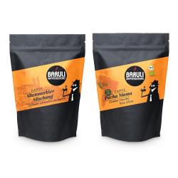"Kaffeebohnen-Set ""Baruli Kaffee Set"", 2 x 500 g"