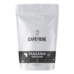 "Coffee beans Specialty Cafétiere ""Tanzania Obsidian"", 2×250 g"