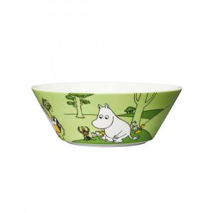 "Dubenėlis Arabia "" Moomintroll grassgreen"",  15 cm"
