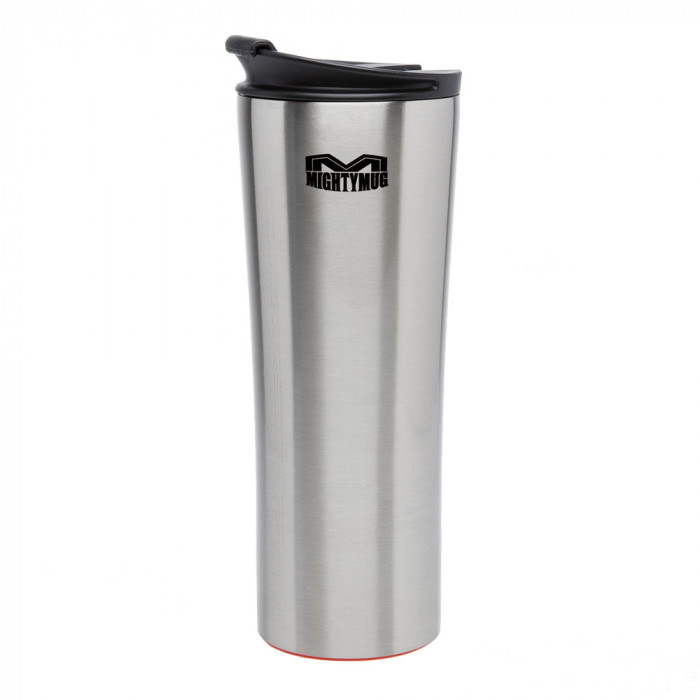 """Thermo cup The Mighty Mug """"Biggie Stainless Steel Silver"""""""