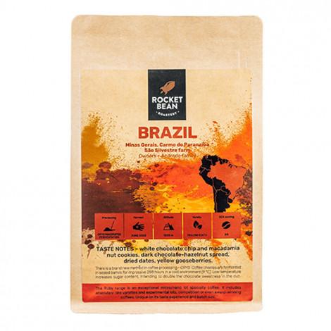 """Īpašās kafijas pupiņas Rocket Bean Roastery """"Brazil, Fazenda Sao Silvestre, CRYO fermentation RUBY """" 200 g"""