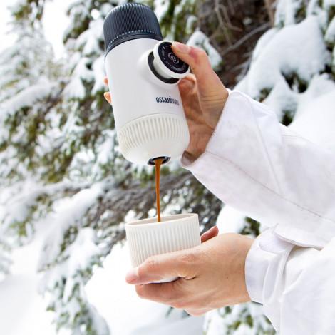 """Kaasaskantav espressomasin WACACO """"Nanopresso Chill White"""""""