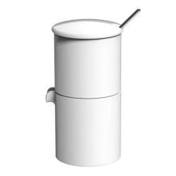 "Sugar and creamer jar Loveramics ""Bond White"", 90 ml"