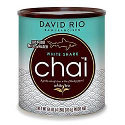 Растворимый чай David Rio «White Shark Chai», 1816 г