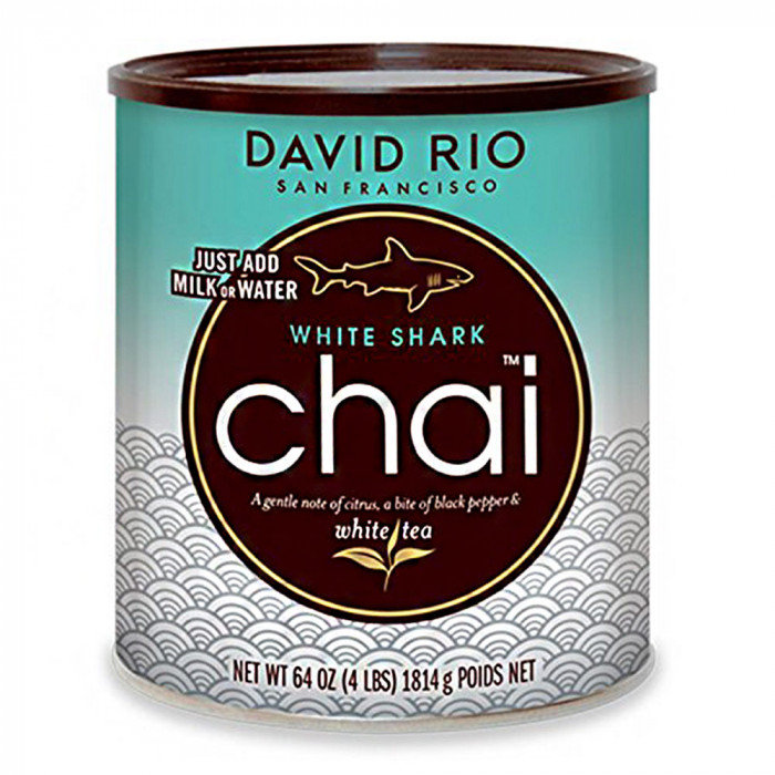 "Tirpi arbata David Rio ""White Shark Chai"", 1816 g"
