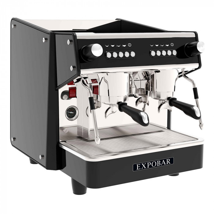 """Kavos aparatas Expobar """"Onyx Compact"""" dviejų grupių"""