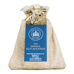 "Gemahlener Kaffee Seewald Kaffeerösterei ""Kaffee Jamaica Blue Mountain"" (Filterkanne, Karlsbader Methode), 250 g"
