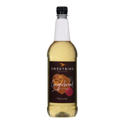 "Syrop do kawy Sweetbird ""Gingerbread"", 1 l"