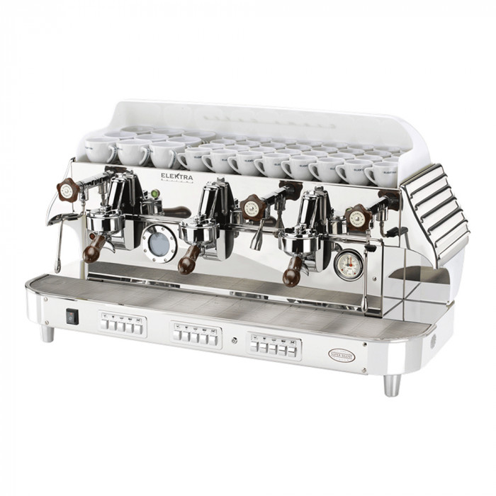 "Coffee machine Elektra ""Barlume Z1C"" three groups"