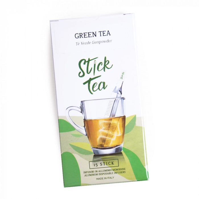 "Roheline tee Stick Tea ""Gunpowder Green Tea"", 15 tk."