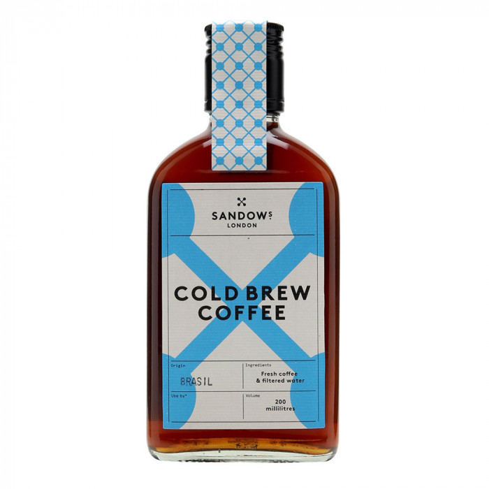 Cold brew coffee Sandows, 200 ml, 2 pcs.