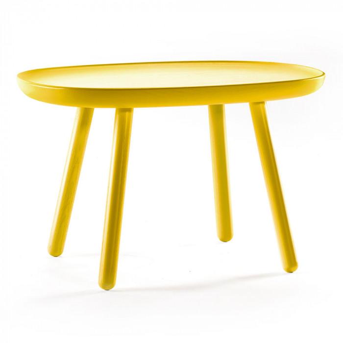 "Coffee table EMKO ""Naive L610 Yellow"""