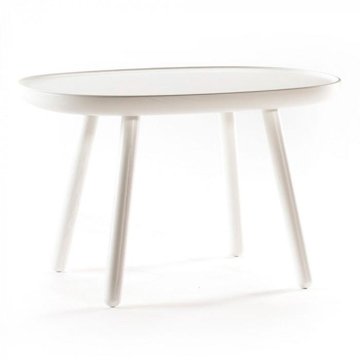 "Coffee table EMKO ""Naive L610 White"""